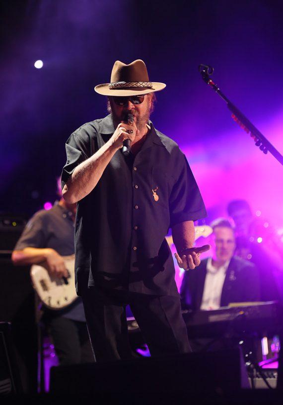 Hank Williams Jr. Photo: Natasha Moustache/CMA