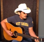 Brad Paisley Starts Fundraiser For West Virginia Flood Damages