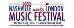 Nashville Meets London Music Festival Confirms 10 Artists