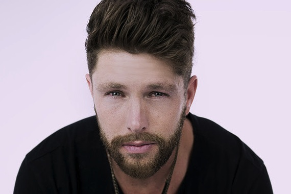 Chris Lane. Photo: Delaney Royer