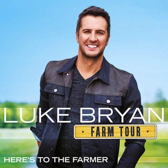 Luke Bryan Farm Tour EP
