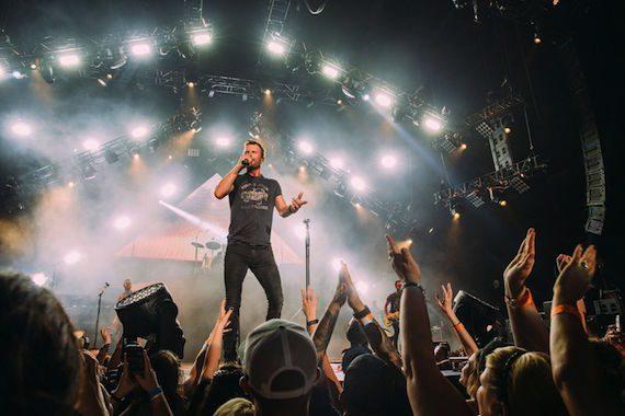Dierks Bentley Exclusive MusicRow Photo. Photo: Joseph Llanes