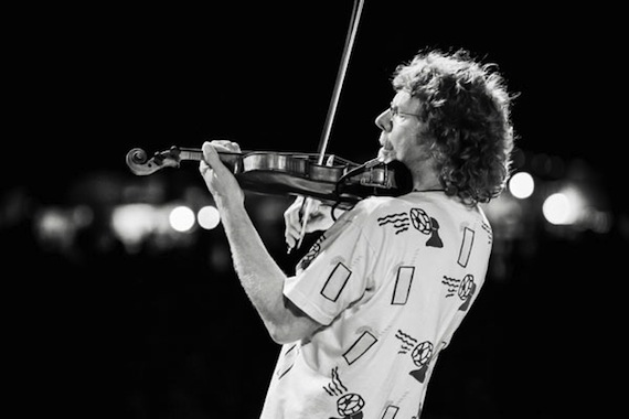 Sam Bush. Photo: Shelley Swanger