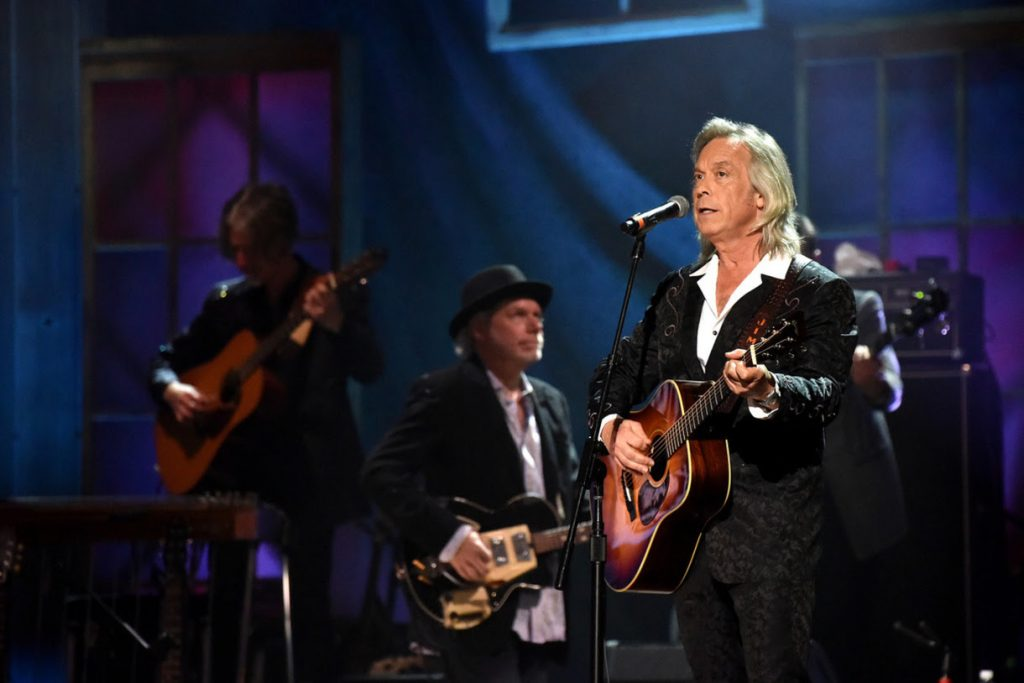 Jim Lauderdale performing at the 16th Annual Americana Honors & Awards, 2015. Photo: Erika Goldring/Getty