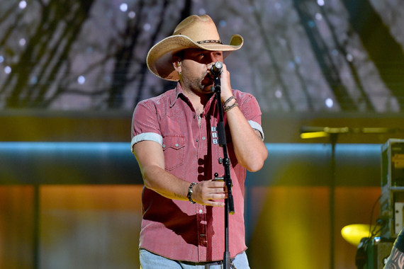 Jason Aldean. Photo: John Shearer/Getty Images for ACM
