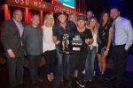 Cole Swindell Visits Opry To Celebrate Platinum Single, 1 Billion Impressions