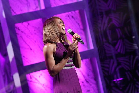 Deborah Cox performs during the NMAAM 2016 Black Music Honors. Photo: Terry Wyatt/Getty Images for National Museum of African American Music