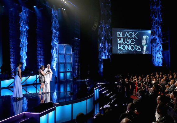 Dionne Warwick is honored at the NMAAM 2016 Black Music Honors. Photo: Terry Wyatt/Getty Images for National Museum of African American Music