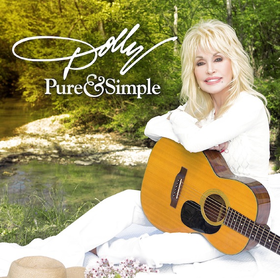 Dolly Parton Pure and Simple cover