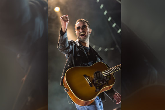 Eric Church. Photo: Phierce Photo