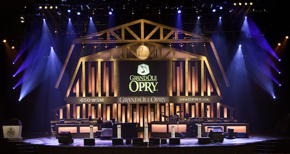 Grand Ole Opry. Photo courtesy of Grand Ole Opry and Bieber PR