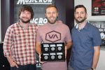 Zach Crowell Collects 6 MusicRow No. 1 Challenge Coins