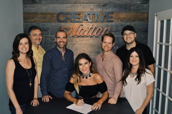 Creative Nation Adds Belmont Student Kassi Ashton To