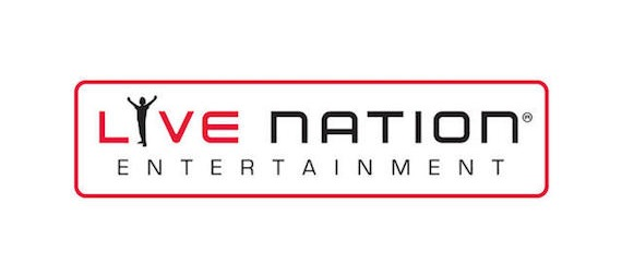 LIVE NATION ENTERTAINMENT LOGO