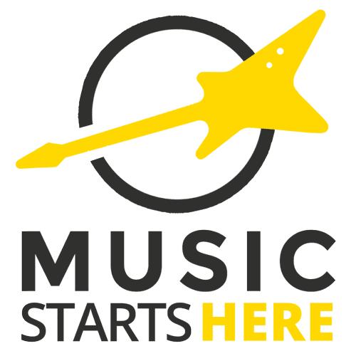 Music Starts Here Logo