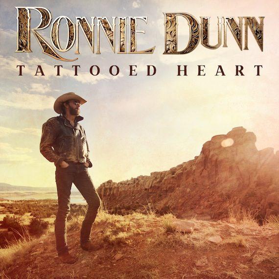 Ronnie Dunn Tattooed Heart