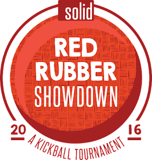SOLID Red Rubber Showdown