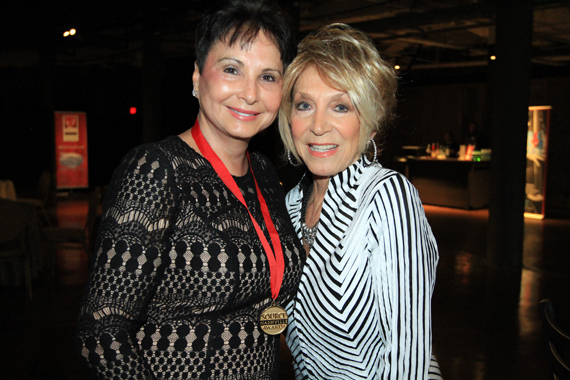 Pictured (L-R): XX, Jeannie Seely. Photo: Moments By Moser Photography