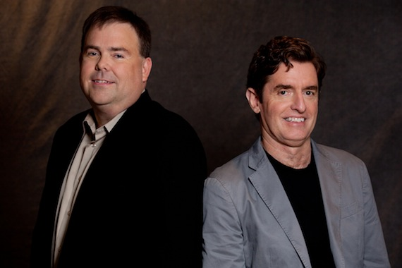 Pictured (L-R: Rob Taylor and Dwight Wiles of Taylor Wiles & Company