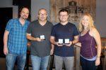 Derek George, Lee Thomas Miller Receive MusicRow No. 1 Challenge Coins