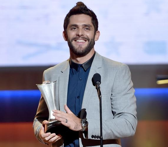 Thomas Rhett. Photo: John Shearer/Getty Images for ACM