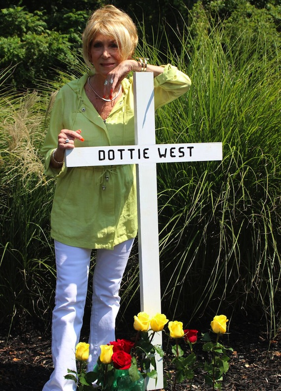 Dottie In A Car Crash