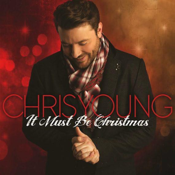 chris-young christmas album