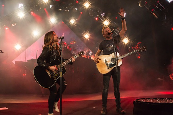 Dierks Bentley Surprises Red Rocks Crowd With Special