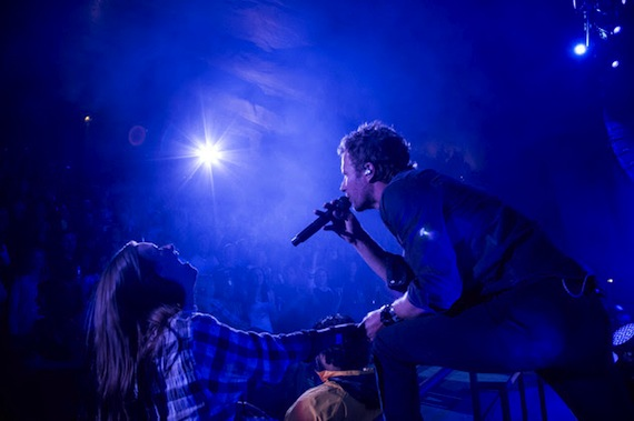 Dierks Bentley at Red Rocks. Photo: Ryan Silver