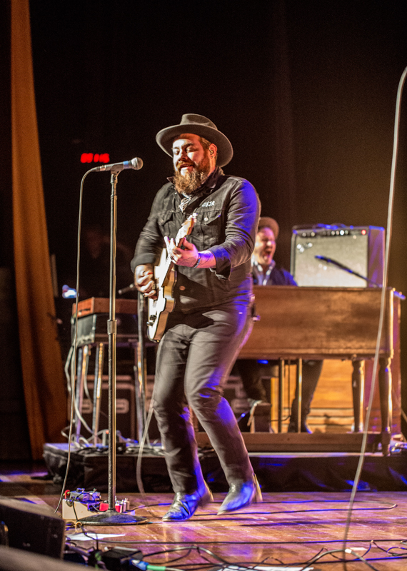 Nathaniel Rateliff & The Night Sweats. Photo: Chad Crawford Photography