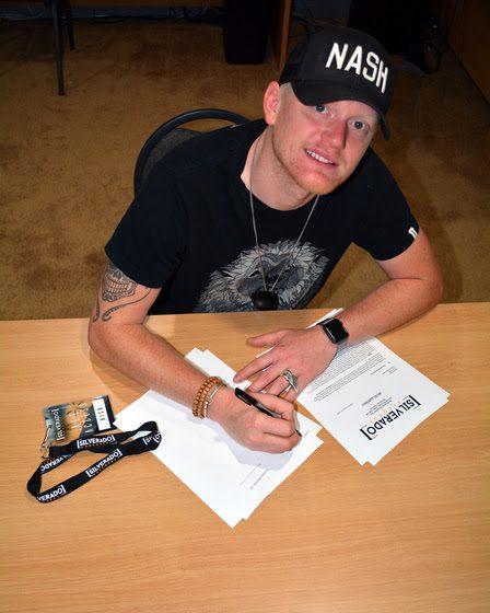 HISH signs with Silverado Records.