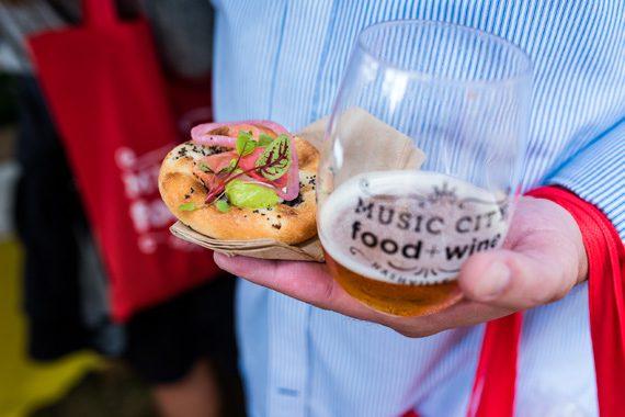 Proper Bagel and brewery selections. Photo: Charles Reagan Hackleman