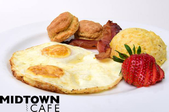 Midtown Cafe Breakfast. Photo: facebook.com/MidtownCafeNash