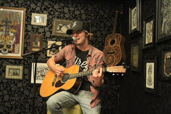 Tucker Beathard. Photo: Bev Moser/Moments By Moser Photography