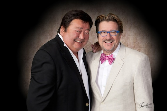 Williams and Ree. Photo: Rock Tweten