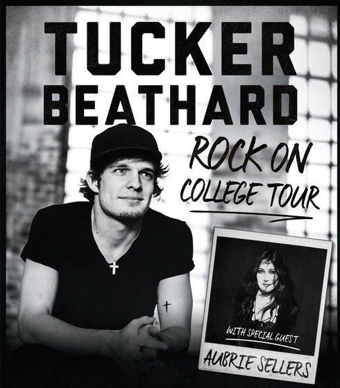 Tucker Beathard college tour