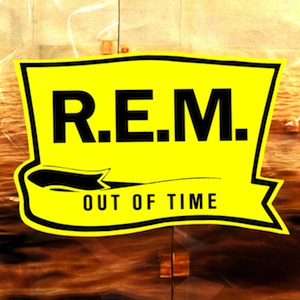 REM Out of TIme cover