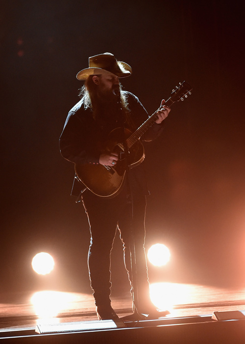 Chris Stapleton. Photo: Rick Diamond/Getty Images for CMT
