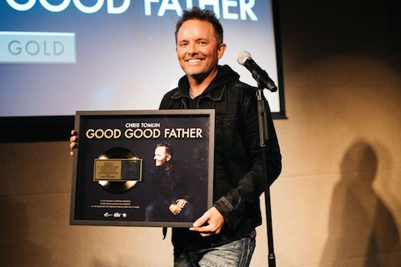 Chris Tomlin. Photo: CCMG