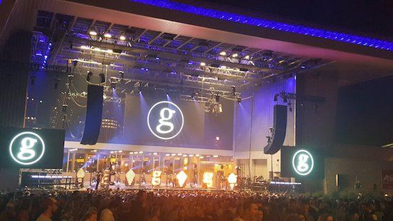 Garth Brooks RIAA 7 Diamonds Celebration 10.24.16 © Moments By Moser Photography