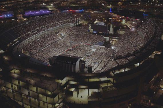 Kenny Chesney's 2016 tour wraps at Gillette Stadium. Photo: Shaun Silva