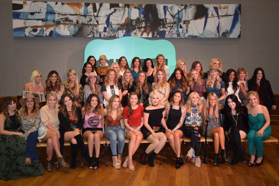 CMT Next Women of Country Group. Photo: Bev Moser