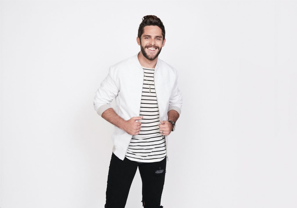Thomas Rhett. Photo: Cameron Powell.