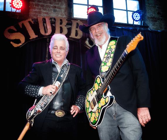 Dale Watson and Ray Benson