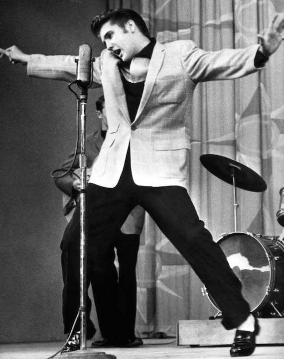 Elvis Presley. Photo: elvispresley.com