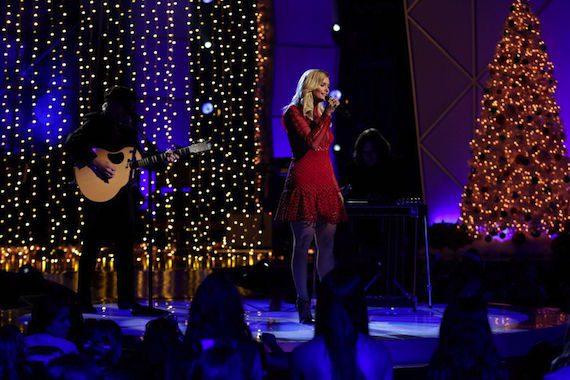 Miranda Lambert. Photo: Sonja Flemming/CBS